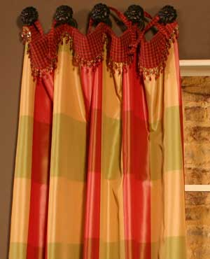 Super Savings on Pattern and Embroidered Sheers Curtains