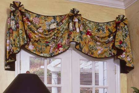 Swag Valance Pattern Patterns Gallery