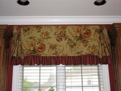 ... Kitchen Is Finally Complete With 5 Madelyn Valances.