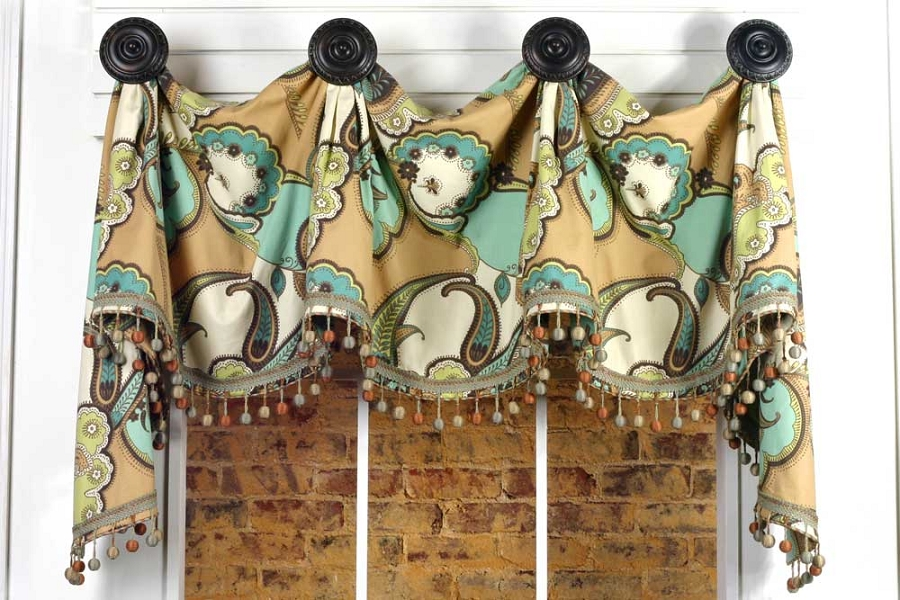 marley curtain valance sewing pattern