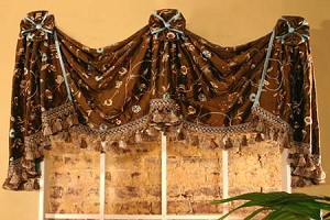 Morrison Valance Sewing Pattern