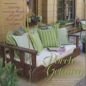 Porch Swing Bed Woodworking Plans