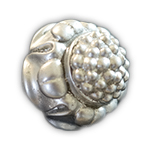Oglethorpe - Antique Silver