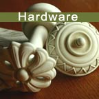 Knobs, Finials, Medallions, Posts & Tiebacks