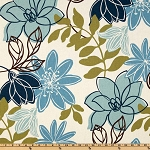 Fabric - Magnolia Home Monaco Breeze - 6 YARDS - $4.99 PER YARD