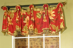 Sample Kasey Valance Red
