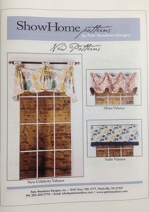 Show Home Pattern Brochure