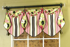 Missy Valance Sewing Pattern