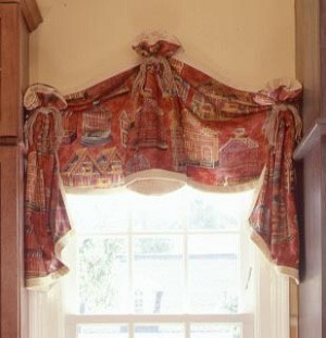 Carriage Valance Sewing Pattern