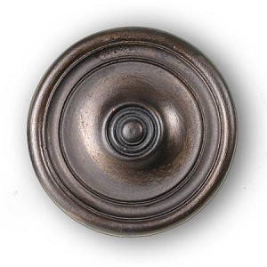 Ripple Knob/Finial - Large - 4""